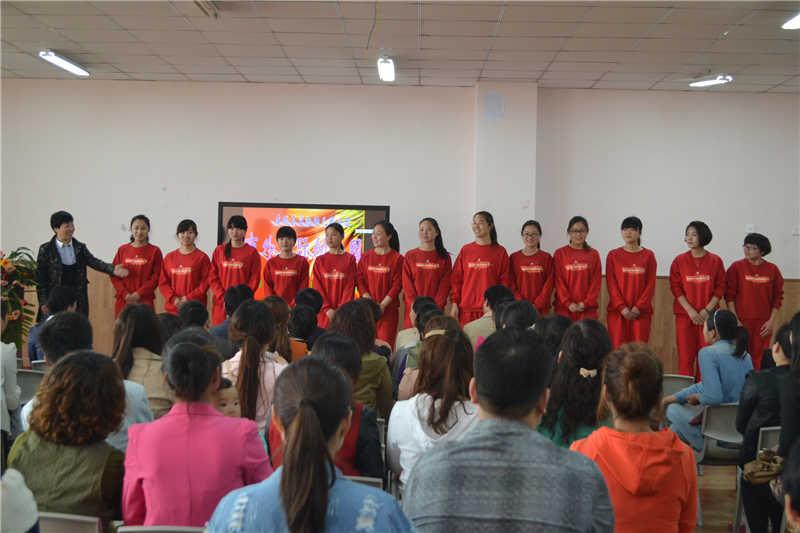 商外国际幼儿园优秀团队